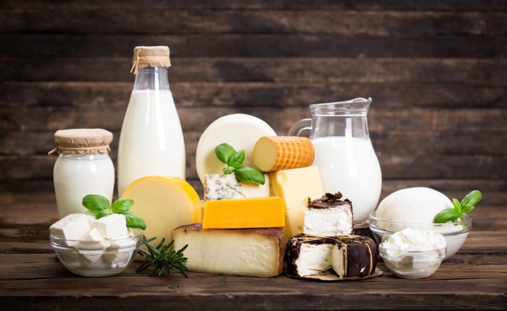 dairy-products food allergies and sensitivities